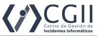 Centro de Gestion de Incidentes Informaticos (CGII)