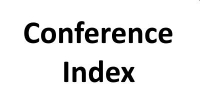 Conference Index