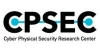 Cyber Physical Security Research Center (CPSEC)