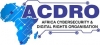 Africa Cybersecurity and Digital Rights Organisation (ACDRO)